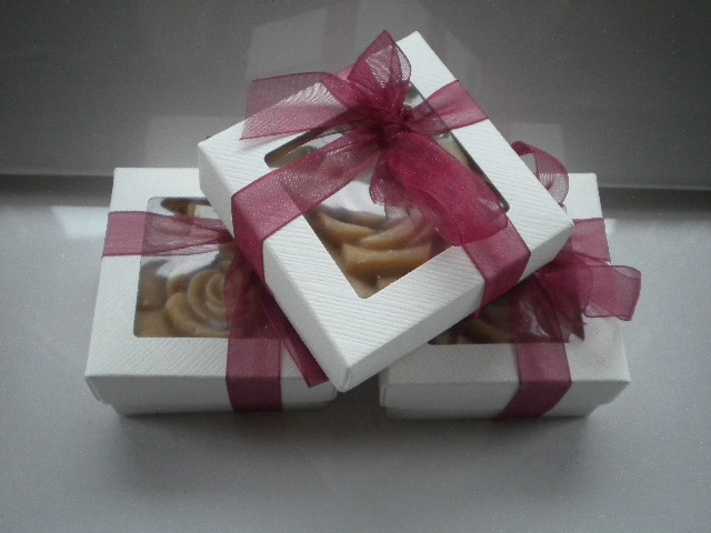 Boxed 'Rose' Soap