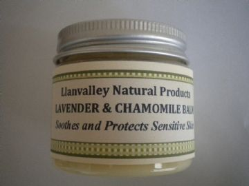 Lavender & Chamomile Soothing Ba;m