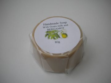 Shaving Soap with Bergamot